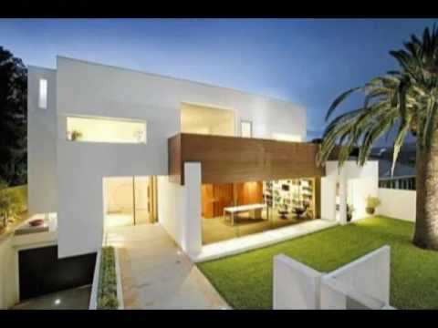 modern house design creativity 2012 natural looking new technology