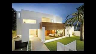 Modern House Design Creativity 2012 Natural Looking New Technology Innovations