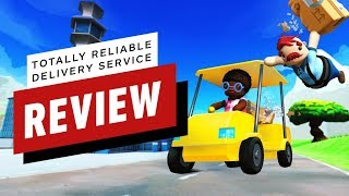 Totally Reliable Delivery Service Review (Video Game Video Review)