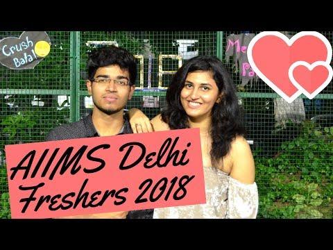 AIIMS Delhi Freshers' Party 2018