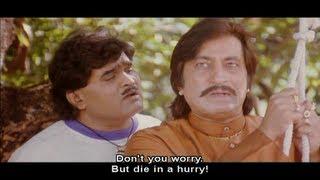 Shakti Kapoor & Ashok Saraf Playing Pranks on one Another (Bandhan)