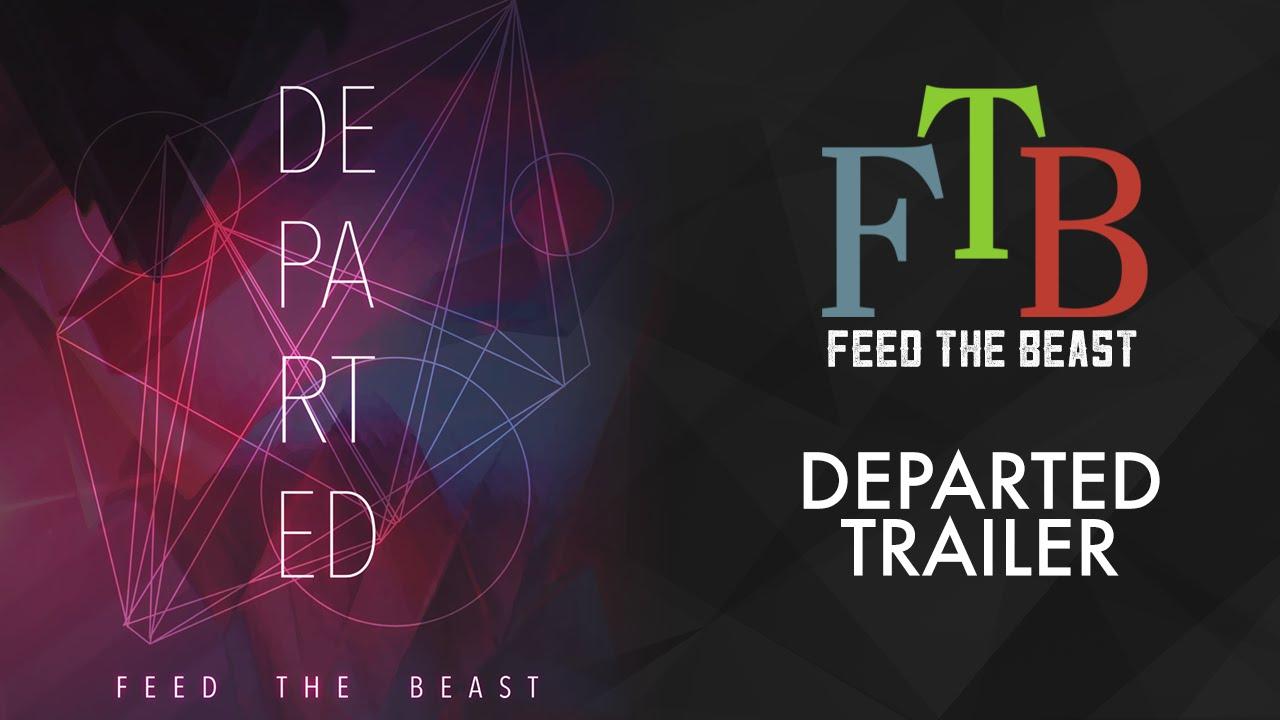 ftb departed server