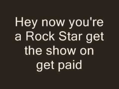 Smash Mouth- All Star Lyrics [Shrek]