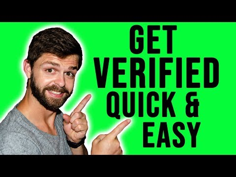 How To Verify YouTube Account 2019 Quick & Easy