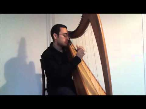 Your Song - Mark Levin Harpist
