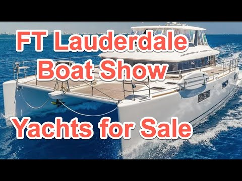 Fort Lauderdale Boat show Map - Fort Lauderdale boat show 2018 Yachts for Sale