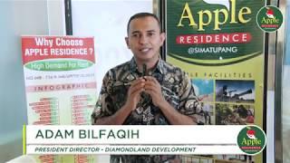 Gambar cover Dokumentasi Topping Off Apple Residence TB Simatupang, Jakarta
