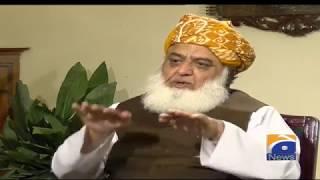 Maulana Fazl-Ur-Rehman Nay Nawaz Sharif Ko Kya Sumjhaya Aur Phir Kya Huwa? Capital Talk