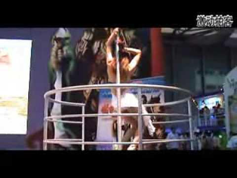 Game4V Múa c t nóng b ng t i ChinaJoy 09 Cosplay 360° Game Vietnamese Love Games