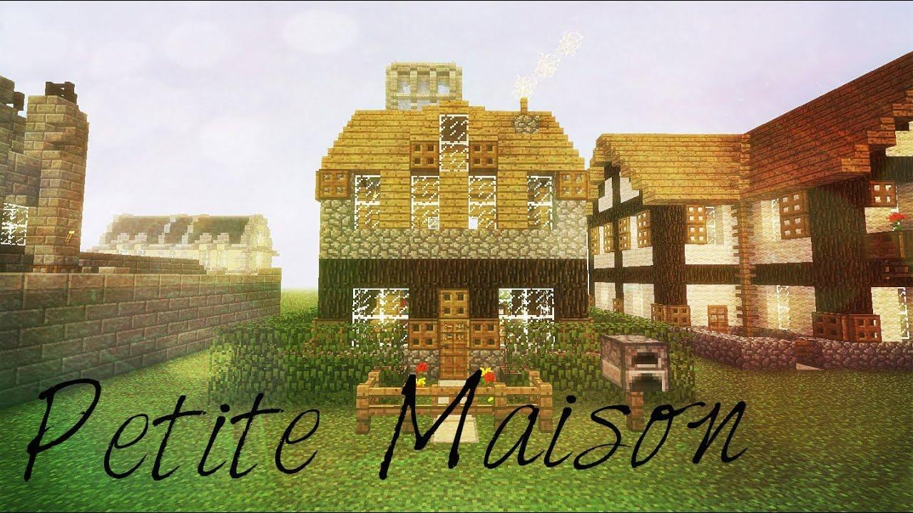le guide du petit bricoleur minecraft pisode 01 saison 1 petite maison tuto youtube. Black Bedroom Furniture Sets. Home Design Ideas