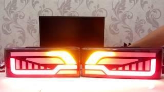 Светодиодный тюнинг задних фонарей ВАЗ 2109-2114