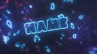 Free 3D Intro #53 | Cinema 4D/AE Template