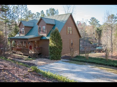 82 Turtle Cove Wedowee Al Lake Front Home Remax
