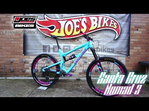 Joe's Bikes - Santa Cruz Nomad 3 CC Dream Build - 2015 Model - Classic Collection Episode 1