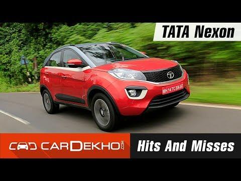 Tata Nexon Hits & Misses | CarDekho.com