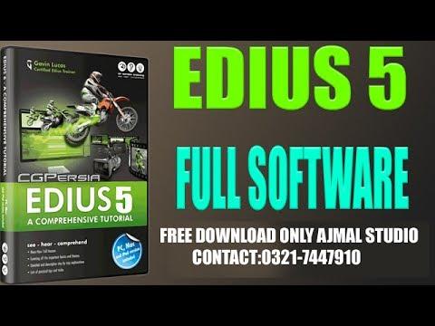edius free download full version