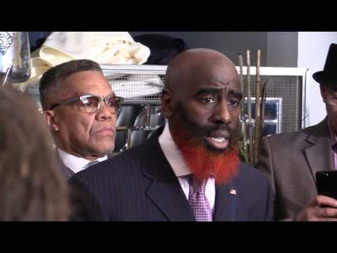 Tariq El-Shabazz announces run for Philly District Attorney