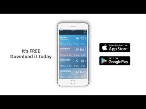 WeatherLink Mobile Walkthrough