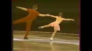 Ekaterina Gordeeva and Sergei Grinkov; Vocalise