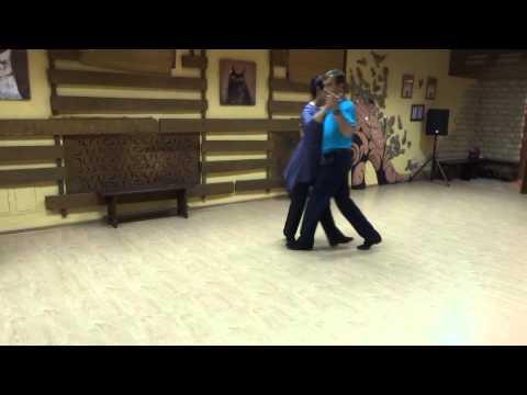 Резюме урока по танго-вальсу 11.12.15