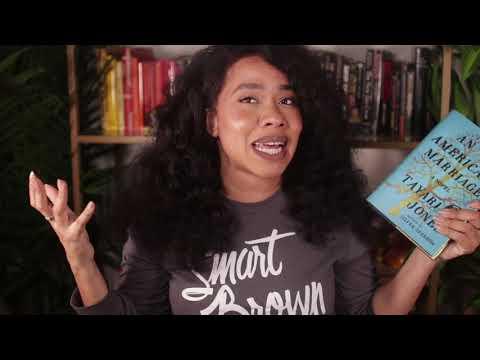 Tayari Jones An American Marriage Book Review | #SmartBrownGirl