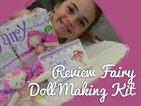 Review - Fairy Doll Making Kit