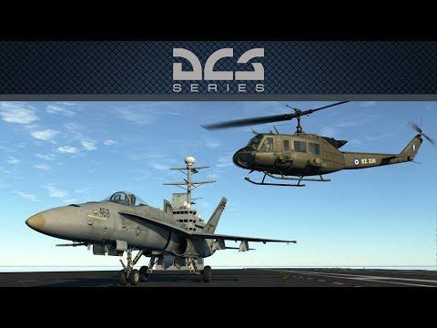 "DCS 1.5: ""Argo"" UH-1H Huey Campaign - Mission 01"