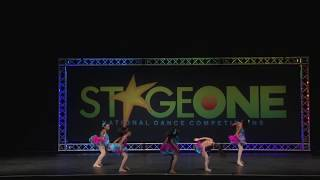 """PHUSION StageOne """"Let The Groove Get In"""" 201803"""