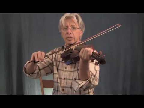 Darol Anger Sautille fiddle Lesson