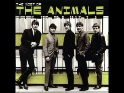 Around And Around - The Animals