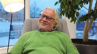 La Bohème - haastattelussa Sauli Tiilikainen (Benoit)