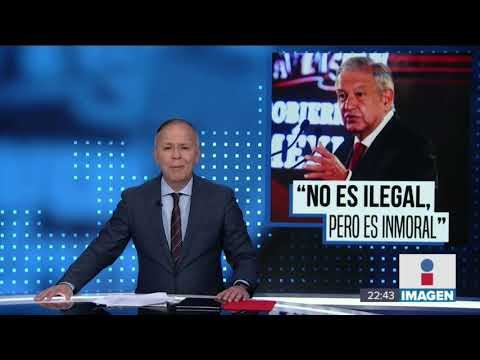 El presidente López Obrador ofrece disculpa a Felipe Calderón | Noticias con Ciro