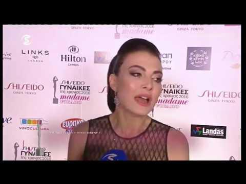 Βραβεία Madame Figaro Γυναίκες της χρονιάς 2016 Χριστίνα & Άλκηστις Παυλίδου - Αννίτα Σαντοριναίου