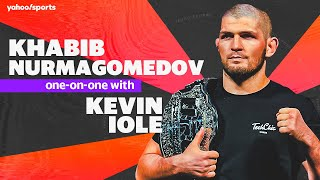 Khabib talks UFC 254, turning down TUF vs. McGregor and why retiring at 30-0 is appealing