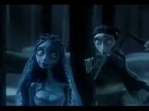 Dance, Dance -- Tim Burton's Corpse Bride