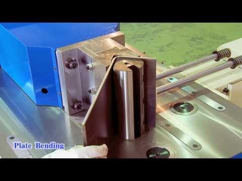 Sunrise hydraulic bending machine