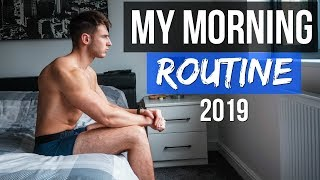 Gambar cover MY MORNING ROUTINE | Men's Healthy Morning Routine 2019 | Josh Sullivan