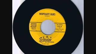 Hospitality Blues - Arthur