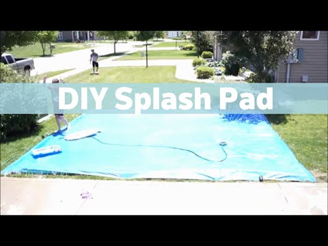 Bon DIY Splash Pad!!