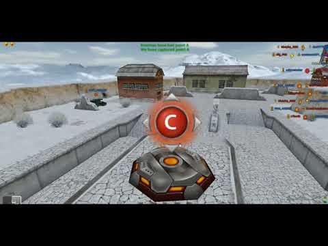 Tanki Online- Cyclops Kit (Gameplay)