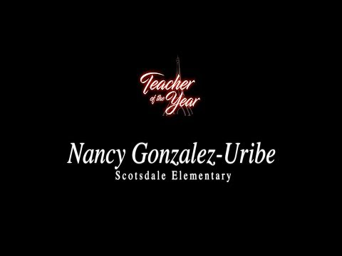 Mrs. Nancy Gonzalez, 2017-2018 YISD Teacher of the Yea- Scotsdale Elementary School