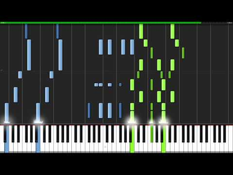 Seven Nati Army  The White Stripes Piano Tutorial Synthesia  Nikodem Lorenz