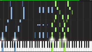 Seven Nation Army - The White Stripes [Piano Tutorial] (Synthesia) // Nikodem Lorenz