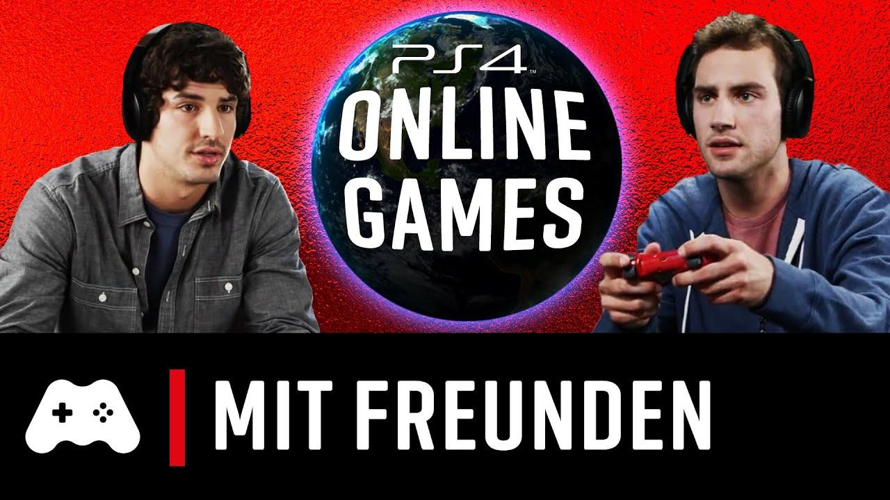 Online Games Mit Freunden