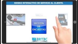 Mertec: Quioscos (kioskos) interactivos costa rica