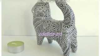 ADALINA ART - Точечная роспись Point-to-point