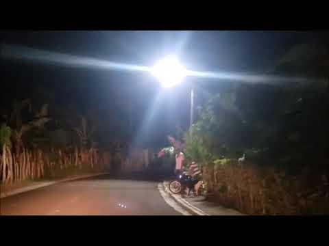 """Video Así luce la comunidad de yaiba luego del operativo """"Navidad Iluminada"""""""