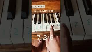 Still Dre #piano #stilldre