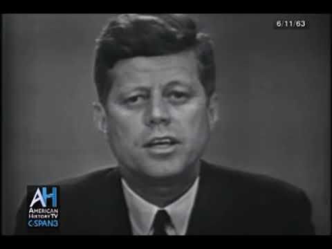 Excerpt from JFK Civil Rights Speech