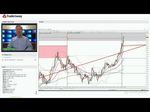 Forex Trading Strategy Webinar Video For Today: (LIVE Tuesday January 2, 2018)